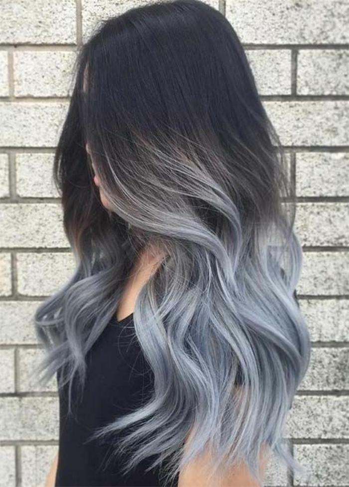 degrada de gris con tinte