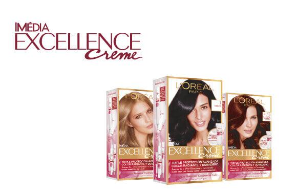 tinte loreal excellence