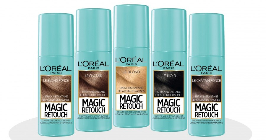 tinte loreal magic touch