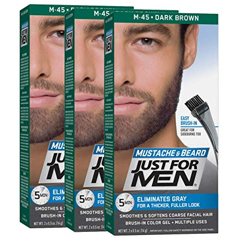 tinte de barba just for men