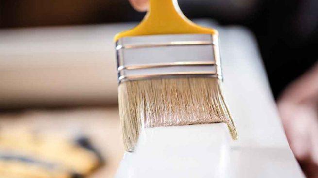 tinte blanco para madera