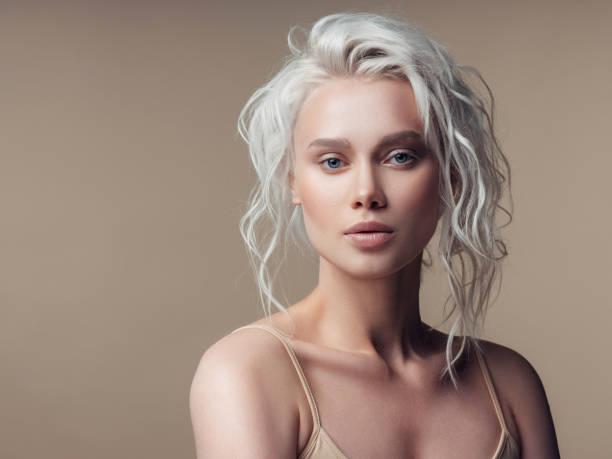 tinte para cabello blanco