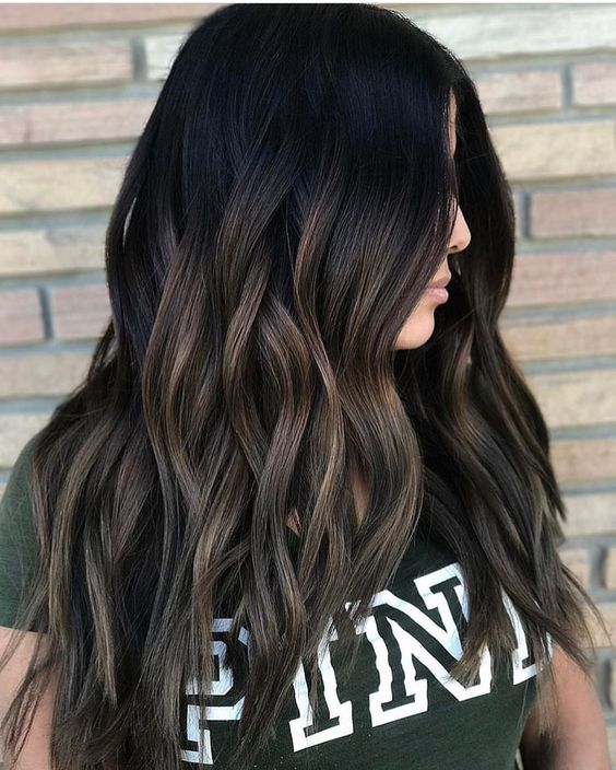 cabello coor chocolate