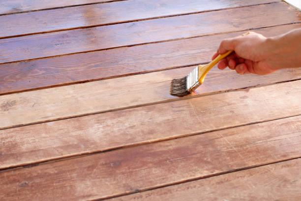 tinte de madera natural