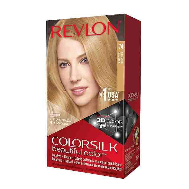 el tinte de colorsilk