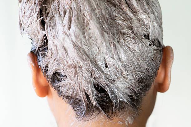 evitar manchas de tinte en la piel