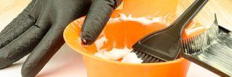 Cómo quitar manchas de tinte de la piel