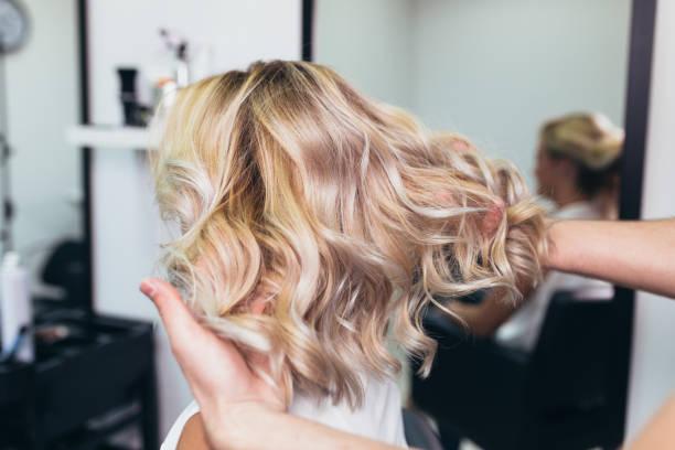 teñirse el pelo con tinte fire