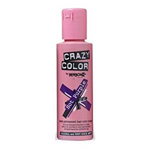 comprar tinte lila crzy color