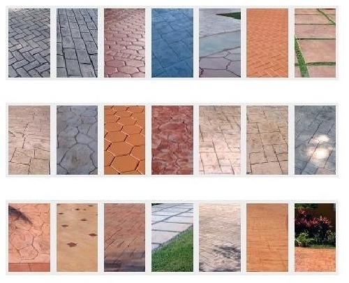 tipos de cemento impreso