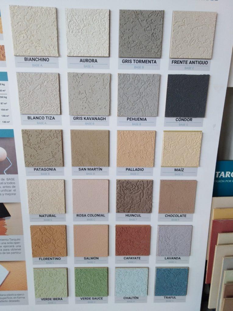 modelos de color para cemento
