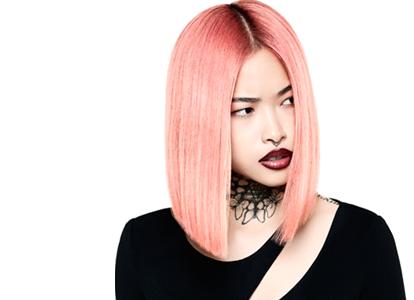 tinte crazy color rosa