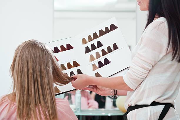teñirse el pelo con tinte deliplus