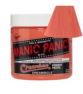 el tinte de manic panic rojo