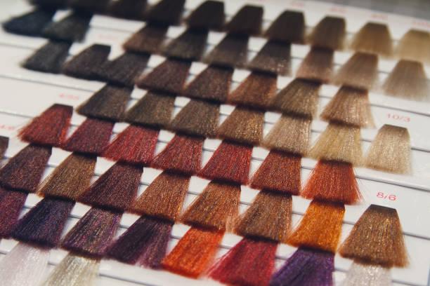 colores para teñir el pelo